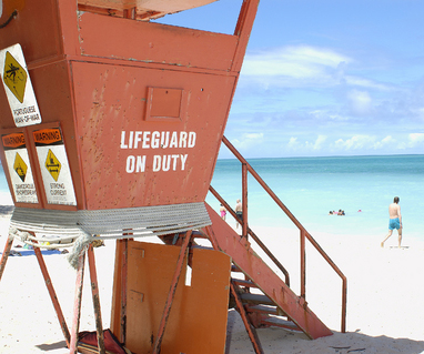 Lifegaurd on Duty