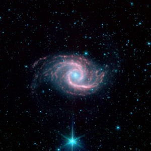 NGC 1566 NASA Spitzer Space Telescope Collection